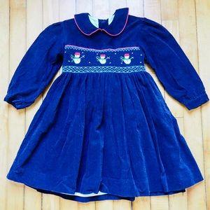 Jeanine Johnsen Smocked Dress